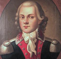 Jokūbas Jasinskis - Lietuvos inžinierius, poetas, politinis veikėjas, 1794m. sukilimo Lietuvoje vadas, sukilėlių generolas leitenantas.