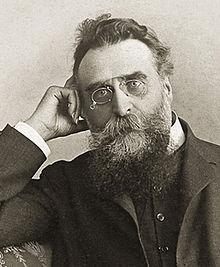 """Jonas Basanavičius - lietuvių visuomenės veikėjas, pirmasis laikraščio """"Aušra"""" redaktorius, vienas svarbiausių nepriklausomybės siekėjų, mokslininkas, gydytojas."""