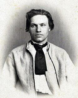 Konstantinas Kalinauskas(1838-1864) – vienas iš 1863-1864 m. sukilimo vadų