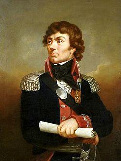 Tadas Kosciuška - LDK karo inžinierius, generolas, nacionalinis didvyris, kovų už Jungtinių Amerikos Valstijų nepriklausomybę dalyvis (1775 - 1783 m.), vyriausiasis 1794 m. sukilimo prieš Rusiją ir Prūsiją vadas.