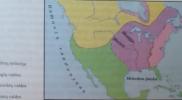 1750 m Šiaurės Amerika