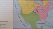 1760 m Šiaurės Amerika