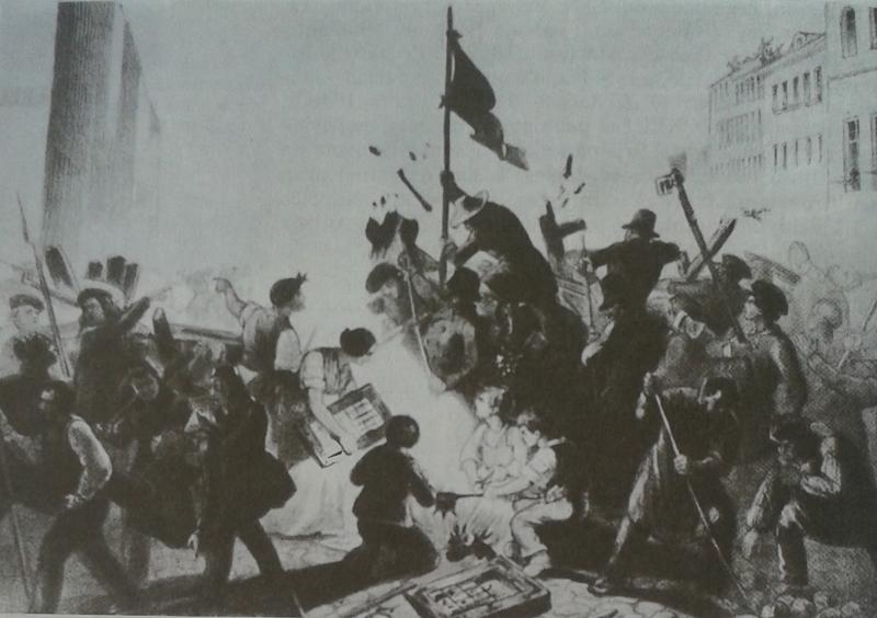 Barikadų kovos Berlyne