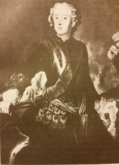 Frydrichas II - Prūsijos princas