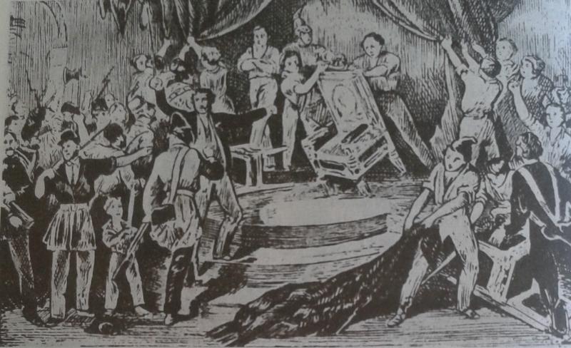 Liudviko Pilypo sosto nuvertimas