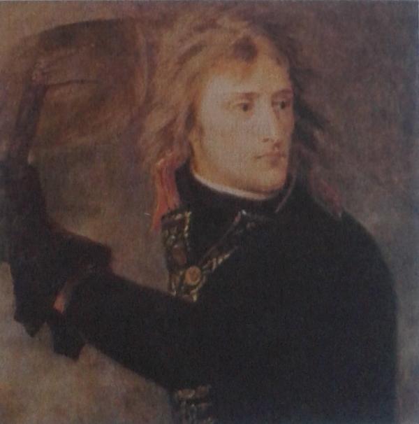 Napoleonas Bonapartas 1796 m.