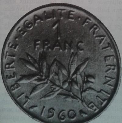 Vienas frankas