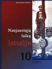 Naujųjų amžių istorijos viršelis