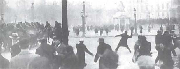 Riaušės Paryžiuje 1934 m. vasario 6 dieną