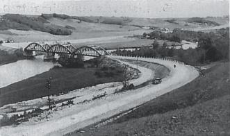 Žemaičių plentas (Kaunas-Klaipėda). Ketvirtasis dešimtmetis