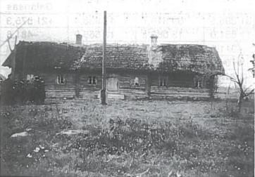 Namas, kuriame gimė Prezidentas Antanas Smetona