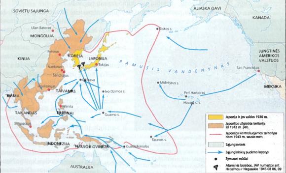 Japonija Antrajame pasauliniame kare