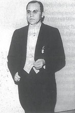 Karys ir diplomatas pulkininkas K. Škirpa