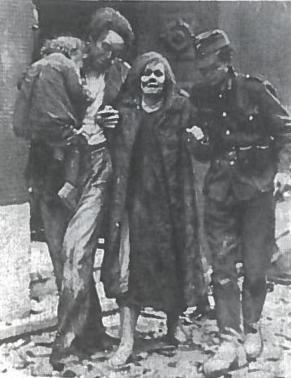 Vokiečiai, išgyvenę sąjungininkų bombardavimą