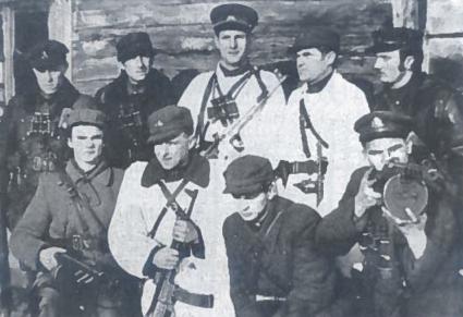 38. Partizanai. Partizanų pasipriešinimas (1944/45-1953 m.)
