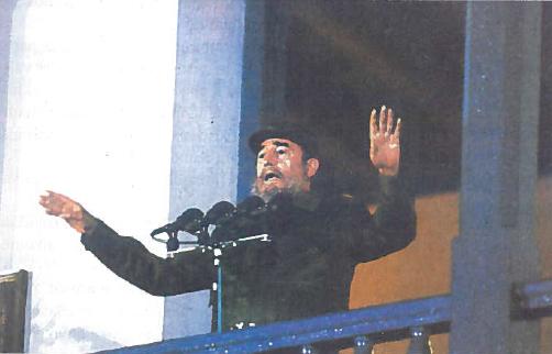 Fidelis Kastras (g. 1926 m.) imigranto iš Ispanijos, cukrašvendrių plantacijos savininko sūnus.