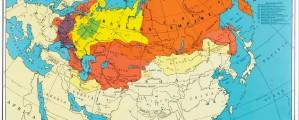 Rusijos ekspansijos žemėlapis 1613-1914