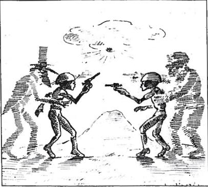 Lokaliniai konfliktai karikatūristės M. Marks akimis
