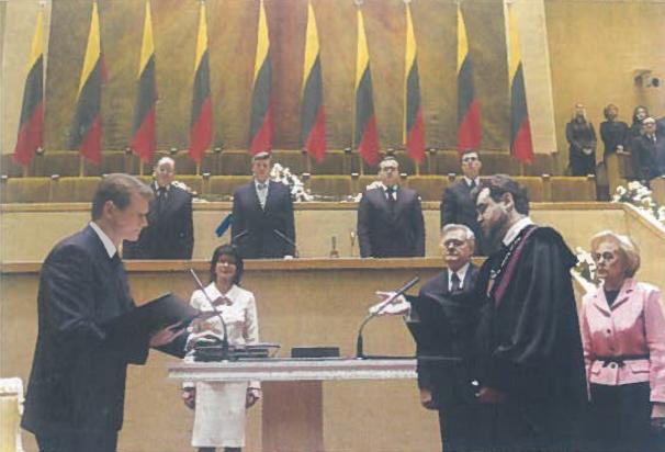 Rolando Pakso Prezidento priesaika