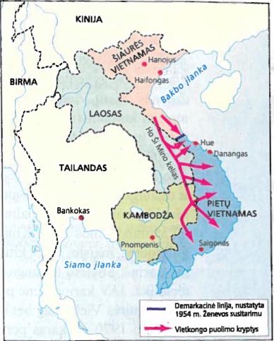 Vietnamo karas 1965-1973 m.