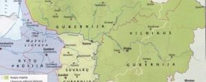 Lietuva Rusijos imperijoje. XIX a. vid.