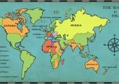 Pasaulio susiskaldymas 1914