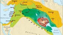 Mesopotamijos civilizacijos pagal chronologinę seką