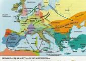 Didysis tautų kraustymasis(Istorijatau.lt)