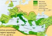 Roma ir jos provincijos 117 m. (Istorijatau.lt)