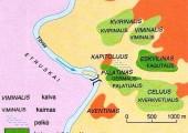 Roma prieš įkūriant miestą (Istorijatau.lt)