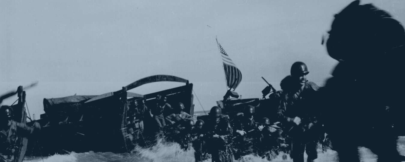 Antrojo pasaulinio karo kariai issilaipinimo metu