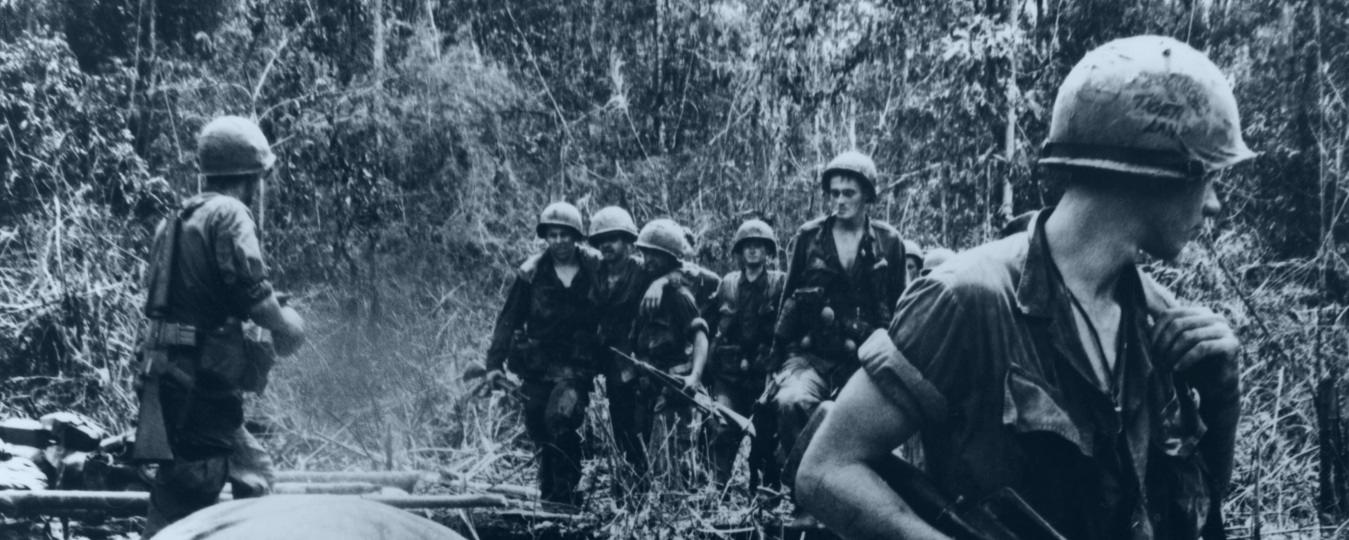 Jungtinių Amerikos Valstijų kariai Vietname