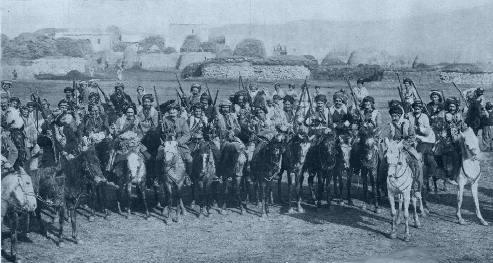 Kaukazo kampanija Pirmasis pasaulinis karas