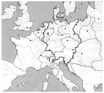 B šaltinis (Europa po Vienos kongreso)
