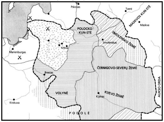 VBE mūšiai, žemėlapis 2016