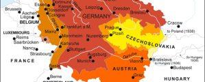 Agresyvi nacistinės Vokietijos ekspansija tarpukariu