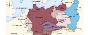 Nacistinės Vokietijos teritorijos plėtimas tarpukariu