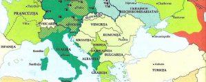 Antrasis pasaulinis karas Europoje ir Šiaurės Afrikoje