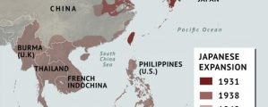 Japonijos ekspansija Azijoje 1931 – 1942