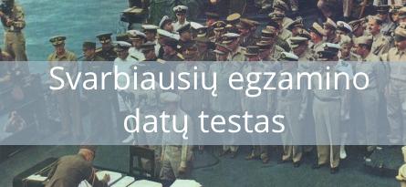 Istorijos valstybinio brandos egzamino užduotys