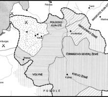 2016 metų valstybinio brandos egzamino Lietuvos Didžiosios Kunigaikštystės XIII–XV-a. žemėlapis (šaltinių dalis)