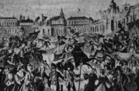 Saksų dinastijos laikai (1697—1763)