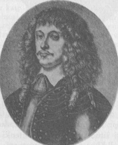 Boguslovas Radvila, paskutinysis iš Dubingių Radvilų († 1669 m.).