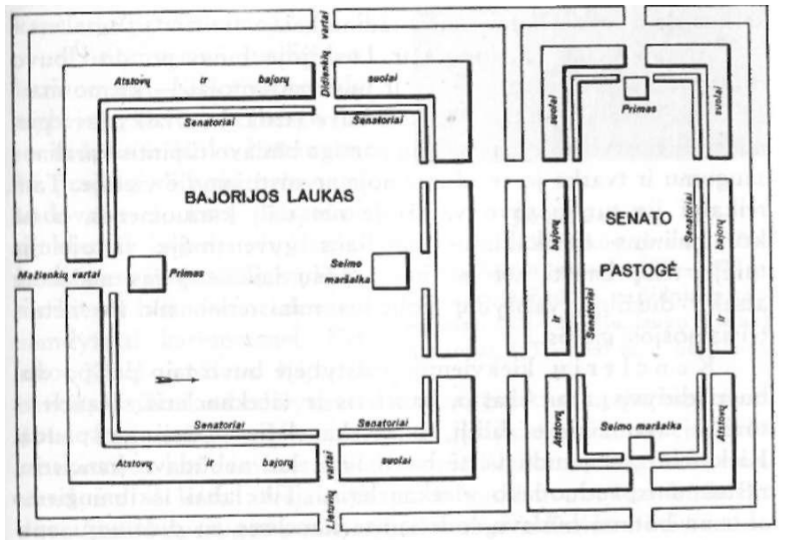 Elekcijos lauko planas