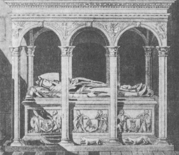 Jogailos antkapis Krokuvos Vavelio katedroje