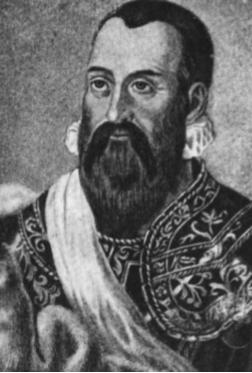 Mikalojus Radvila Juodasis, Lietuvos krašto maršalka (nuo 1542 m.), kancleris (nuo 1550 m.) ir Vilniaus vaivada (nuo 1551 m.); 1561-1562 m. Livonijos vietininkas († 1565 m.).