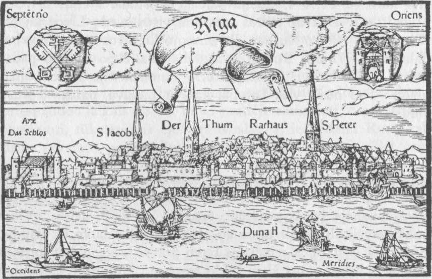 Latvių tautos kelias