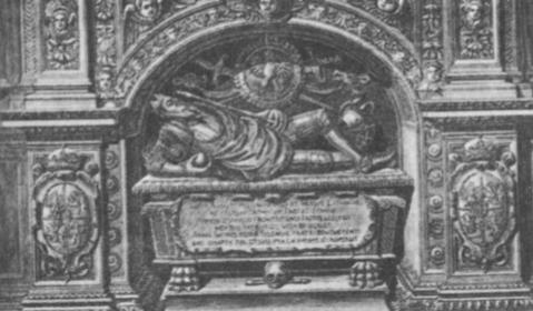 Zigmanto Augusto antkapis Krokuvos katedroje