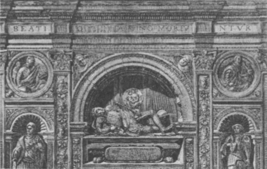 Zigmanto II antkapis Krokuvos katedroje