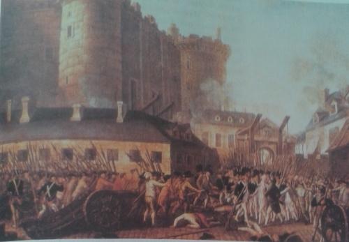 Bastilijos užėmimas 1789 m. liepos 14d